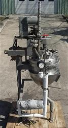 "Image 20 Gallon GROEN  ""Twin Agitator"" 316 SS Reactor 324557"