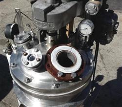 "Image 20 Gallon GROEN  ""Twin Agitator"" 316 SS Reactor 324559"