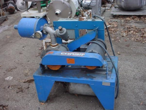 5 HP CONAIR Positive Displacement Rotary Blower