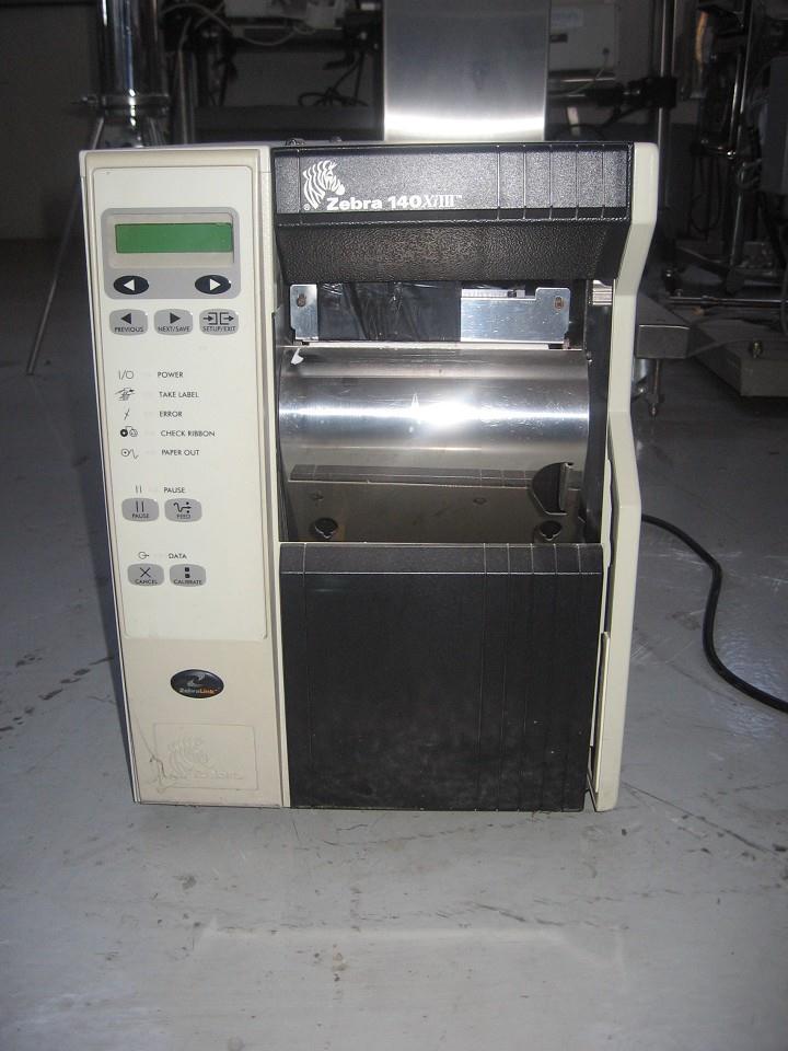 ZEBRA 140XiIII Barcode Printer