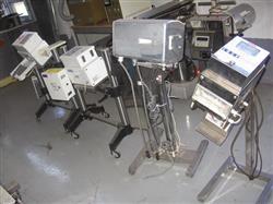 Image Gravity Metal Detectors - Lot of 4 Various Makes 324686