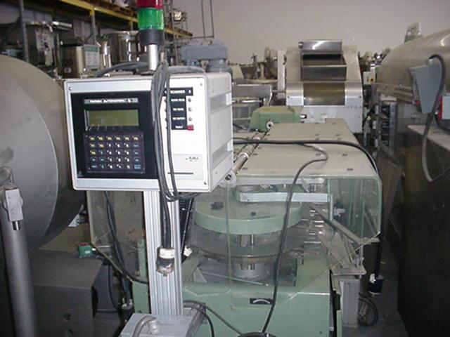 Image CAM Vertical Cartoner with Bar Code Scanner 324759