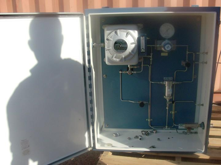 Image TELEDYNE Analytical Control Panel 324898