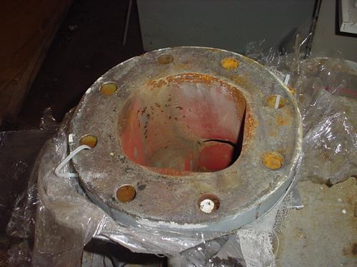 Image 100 HP NASH SC7 Carbon Steel Liquid Ring Vacuum Pump 515674