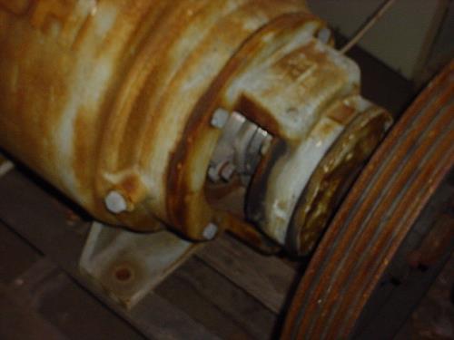 Image 100 HP NASH SC7 Carbon Steel Liquid Ring Vacuum Pump 515673