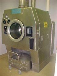 """Image 40"""" VECTOR 100 Coating Pan w/Pumps, Guns, etc. 325042"""
