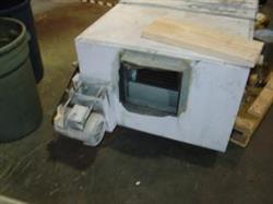 """Image 40"""" VECTOR 100 Coating Pan w/Pumps, Guns, etc. 325044"""