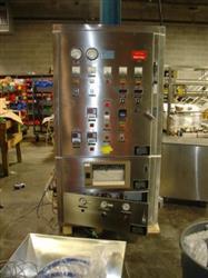 """Image 40"""" VECTOR 100 Coating Pan w/Pumps, Guns, etc. 325045"""
