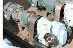 Image WAUKESHA Model 12T Pump, 7.5 HP 325071