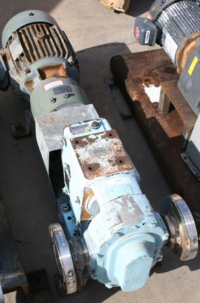 10 HP APG Pump