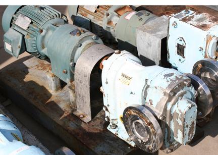 7.5 HP APG Pump