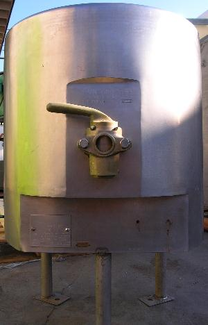 20 Gal VULCAN HART Model SS-20 Process Kettle