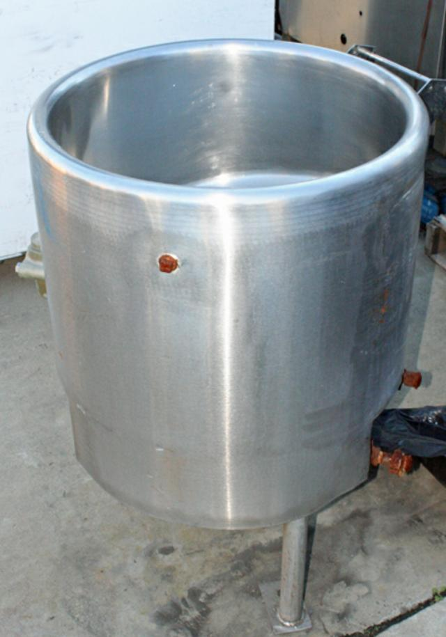 Image 20 Gal VULCAN HART Model SS-20 Process Kettle 325108