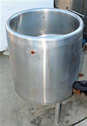 Image 20 Gal VULCAN HART Model SS-20 Process Kettle 325108