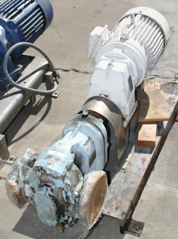 Image WAUKESHA Model 125T Pump, 10 HP 325136