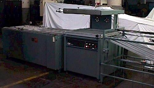 AMPAK Automatic Skin Packaging System