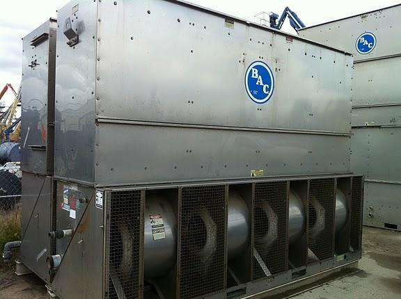 Image 150 Ton BAC Stainless Steel Cooling Tower 325197