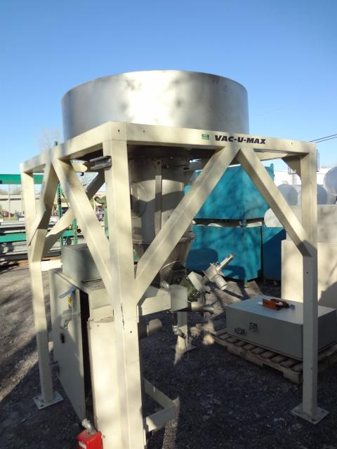 Image Stainless Steel Hopper 379317