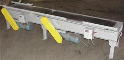 "105799 - Case Spacing (Gapping) Belt Conveyor, CS, 12"" W"