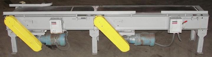 "Image Case Spacing (Gapping) Belt Conveyor, CS, 12"" W 325293"