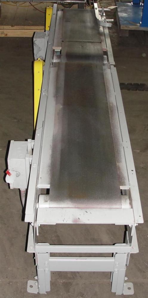 "Image Case Spacing (Gapping) Belt Conveyor, CS, 12"" W 325294"