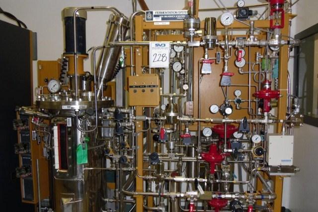 Image 150 Liter NEW BRUNSWICK Biotech Fermentor 325302