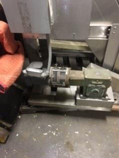 Image NEDCO S/S Inclined Belt Conveyor 948451
