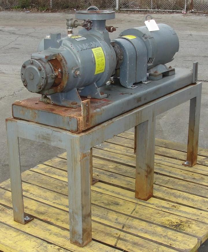 Image 10 HP NASH C/S Liquid Ring Vacuum Pump, 76 cfm 325309