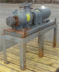 Image 10 HP NASH C/S Liquid Ring Vacuum Pump, 76 cfm 325309