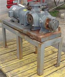 Image 10 HP NASH C/S Liquid Ring Vacuum Pump, 76 cfm 325310