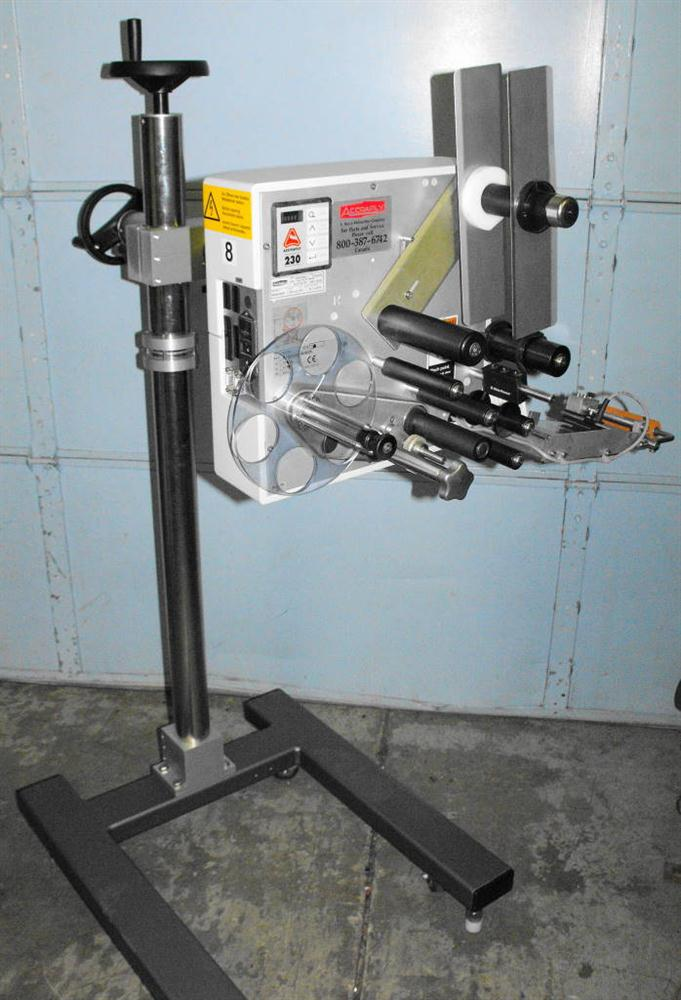 ACCRAPLY Model ALS-230-RH Labeler, New in 2006