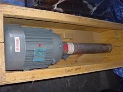 """Image 1.75"""" WEBTROL Stainless Steel Booster Pump 325371"""