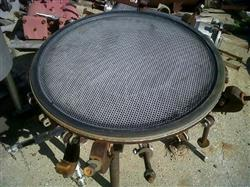 """Image 30"""" Dia NUTSCHE Jacketed Pressure Filter 325448"""
