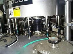 Image KRONES 12-Head Autocol High-Speed Vial Labeler 325519