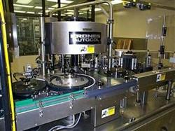 Image KRONES 12-Head Autocol High-Speed Vial Labeler 325520