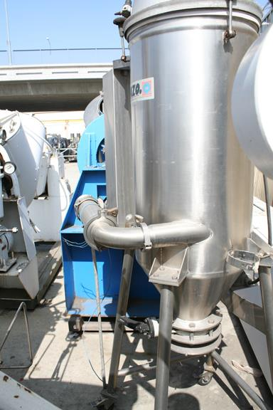 Image AZO Dust Collector SF-500-65 497054