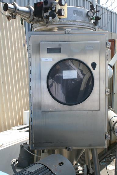 Image AZO Dust Collector SF-500-65 497056