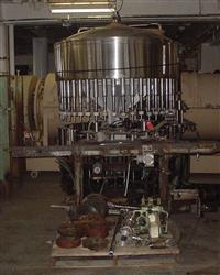 Image 44 Head HORIX HFV 44 Liquid Gravity Filler 325579