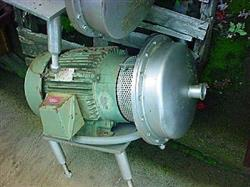 """Image 1.5"""" X 2"""" RS CORCORAN Sanitary Centrifugal Pump - 90 GPM, 316 Stainless Steel 325582"""