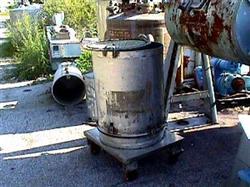 Image 50 Gallon Stainless Steel Neutsch Type Filter 325589