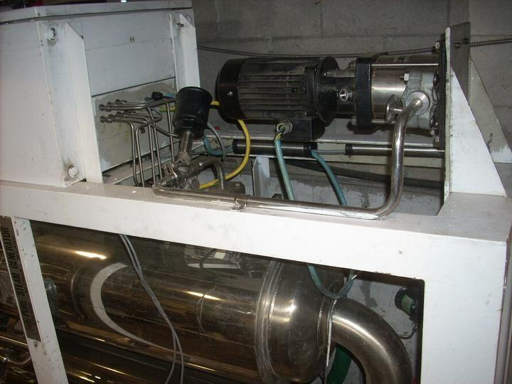 how to make a steam generator