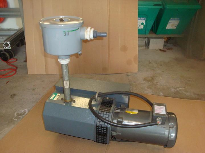 PREVAC Model SPR-70 Vacuum Pump