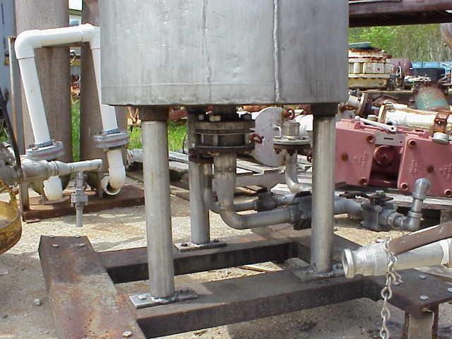 Image SPARKLER Model 18D8 Pressure Leaf Type Filter 325696