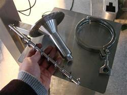 Image Model PF-150S Semi-Automatic Powder Filler 325733