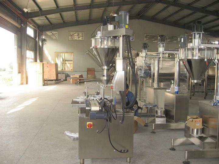 Image Automatic Powder Filler 325735