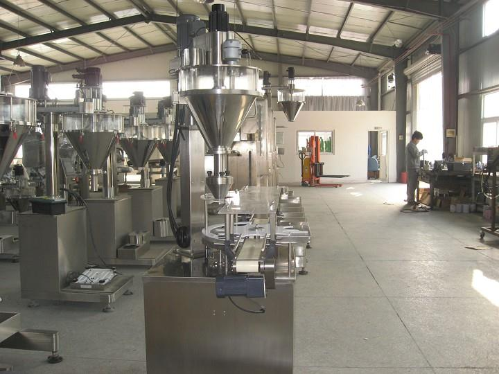 Image Automatic Powder Filler 325736
