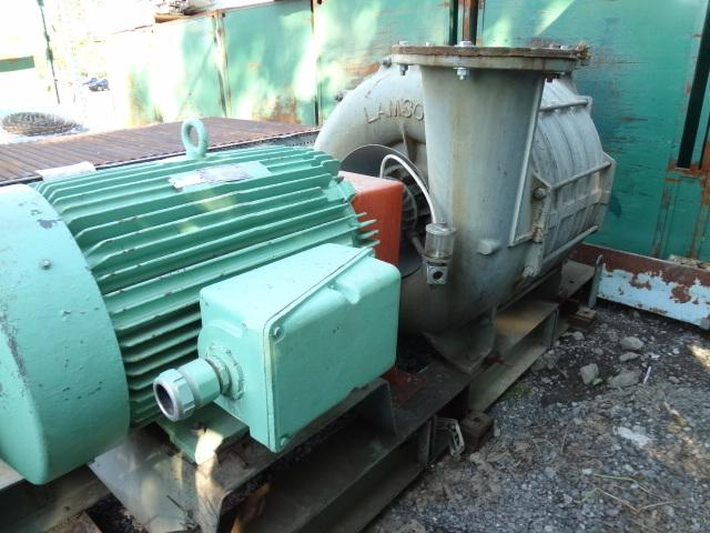 Image 150 HP LAMSON Model 1255-0-0 GD Blower 379323