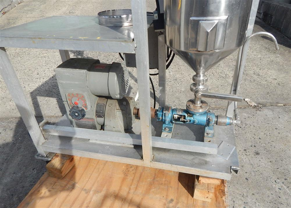 Image FRYMA Centrifugal Liquid Deaerating Mill 1036871