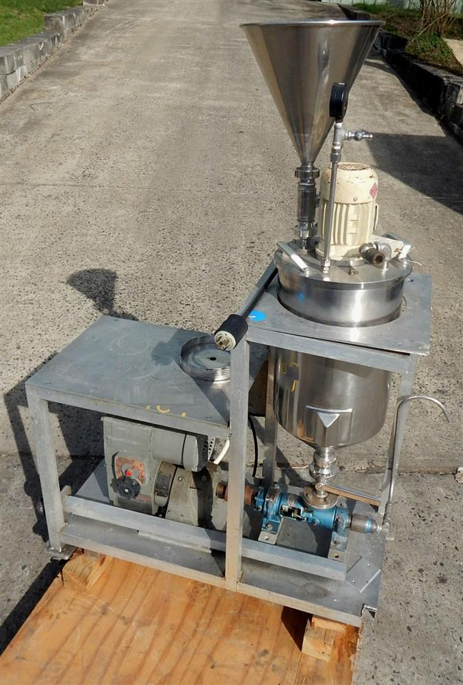 Image FRYMA Centrifugal Liquid Deaerating Mill 1036866