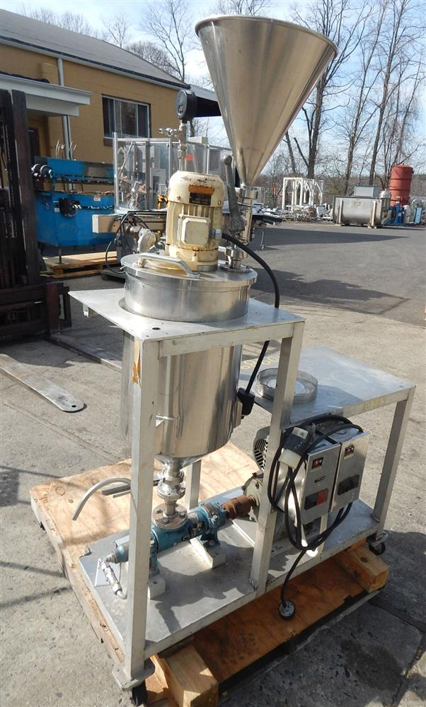 Image FRYMA Centrifugal Liquid Deaerating Mill 1036868